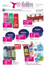 Drogeria Koliber brochure with new offers (1/8)