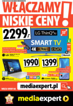 MediaExpert brochure with new offers (1/24)