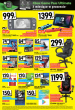 MediaExpert brochure with new offers (4/24)