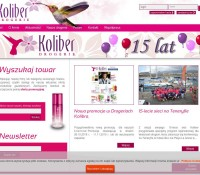 Drogeria Koliber – Drugstores & perfumeries in Poland, Cieszyn
