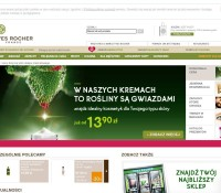 Yves Rocher G. H. Madison – Drugstores & perfumeries in Poland, Gdańsk