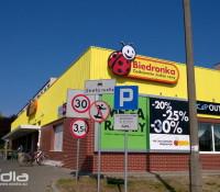Biedronka: supermarkets & offers